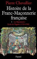 Pdf Histoire de la franc-maçonnerie française Telecharger
