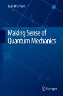 Making Sense of Quantum Mechanics Pdf/ePub eBook