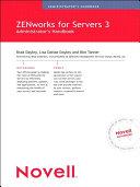 Novell ZENworks for Servers 3 Administrator s Handbook