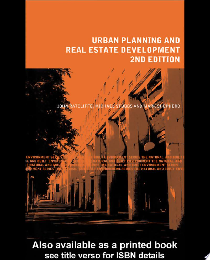 Urban Planning and Real Estate Development banner backdrop