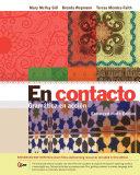 En contacto, Enhanced Student Text: Gramática en accion