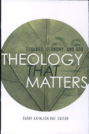 Pdf Theology that Matters Telecharger