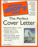 The Complete Idiot S Guide To The Perfect Cover Letter Book PDF