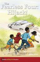 Books - Fearless Four: Hijack!B17   ISBN 9780340940419