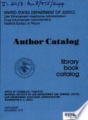 Library Book Catalog