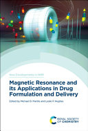 Magnetic Resonance and Its Applications in Drug Formulation and Delivery Book