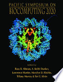 Biocomputing 2020   Proceedings Of The Pacific Symposium