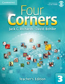 Four Corners Level 3 Teacher s Edition with Assessment Audio CD CD ROM