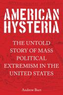 American Hysteria Pdf/ePub eBook