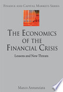 The Economics of the Financial Crisis Book
