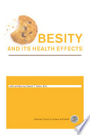 Obesity And Its Health Effects Book PDF