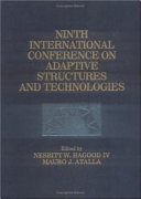 Adaptive Structures and Technology  Ninth International Conference