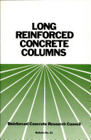 Long Reinforced Concrete Columns