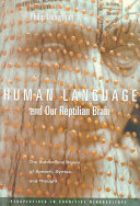 Human Language and Our Reptilian Brain Book