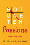 Not One Ten Passions