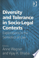 Diversity And Tolerance In Socio Legal Contexts