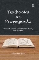Textbooks as Propaganda