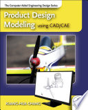 Product Design Modeling using CAD CAE Book
