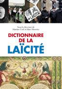 Dictionnaire de la laïcité