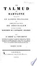 LE DE TÉLÉCHARGER BABYLONE TALMUD