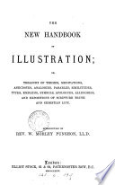 The new handbook of illustration  or  Treasury of themes  meditations   c   signed E S P
