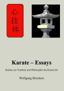 Karate – Essays