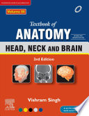 Textbook of Anatomy: Head, Neck and Brain, Vol 3, 3rd Updated Edition, EBook