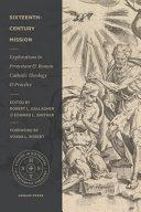 Sixteenth Century Mission Book