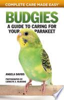 Budgies Book PDF