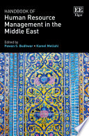 Handbook Of Human Resource Management In The Middle East