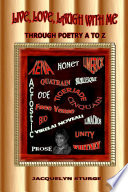 Live  Love  Laugh with Me Through Poetry A to Z