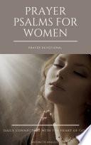 Prayer Psalms For Women Book