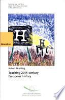 Teaching 20th century European History