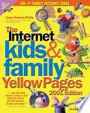 Internet Kids Family Yellow Pages 2001 Edition