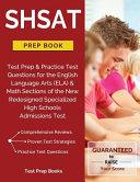 Shsat Prep Book