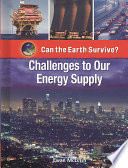 Challenges to Our Energy Supply Book