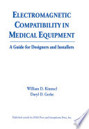 Electromagnetic Compatibility in Medical Equipment Book