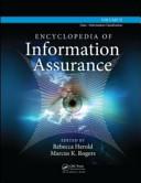 Encyclopedia of Information Assurance
