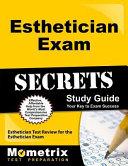 Esthetician Exam Secrets Study Guide