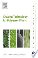 Crazing Technology for Polyester Fibers