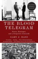 Pdf The Blood Telegram Telecharger