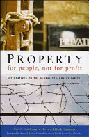 Property for People, Not for Profit