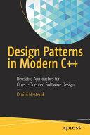 Design Patterns in Modern C   Book