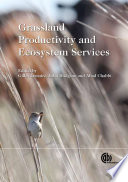 Grassland Productivity And Ecosystem Services Book PDF