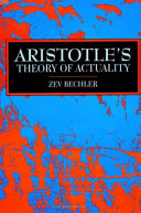 Pdf Aristotle's Theory of Actuality
