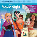 Disney s Movie Night Read Along Storybook and CD Collection