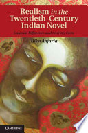 Realism In The Twentieth Century Indian Novel