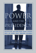 Power And The Presidency Book PDF