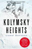 Pdf Kolymsky Heights