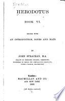 Herodotus Book Vi